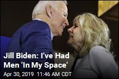 Jill Biden's Advice to Joe: 'Be a Better Judge'