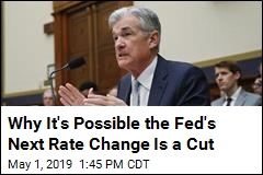 Fed Signals No Rate Hikes Are Likely in Coming Months