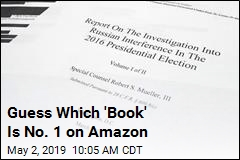 $15 Copy of Mueller Report Now a Best-Seller