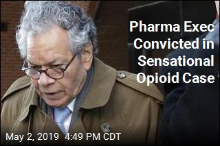 Pharma Exec Who Bribed Doctors to Push Fentanyl Convicted