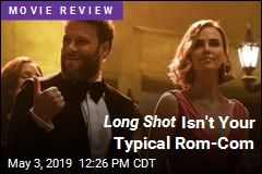 Long Shot Isn't Your Typical Rom-Com