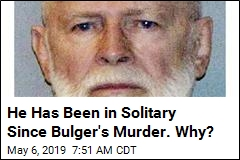 Whitey Bulger Murder: Inmate in Solitary, but Still No Answers