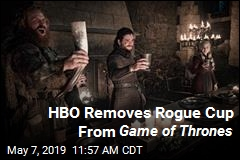 HBO Removed That Rogue Coffee Cup