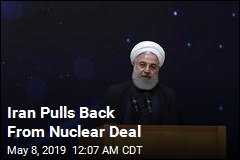 Iran Pulls Back From Nuclear Deal