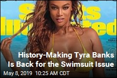 Tyra Banks Returns to the Swimsuit Issue