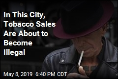 City Poised to End Most Tobacco Sales