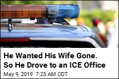 He Wanted His Wife Gone. So He Drove to an ICE Office