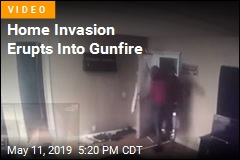 Home Invasion Gets Very Scary