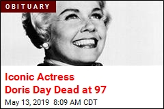Iconic Actress Doris Day Dead at 97