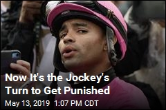 Kentucky Derby Jockey Gets Suspended