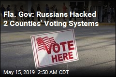 Governor Says Russians Hacked Voting Systems in 2 Florida Counties