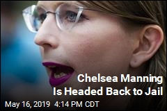 Chelsea Manning Ordered Back to Jail