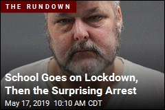 School Goes on Lockdown, Then the Surprising Arrest