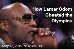 How Lamar Odom Scammed the Olympics