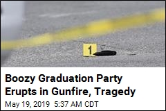 Boozy Graduation Party Erupts in Gunfire, Tragedy