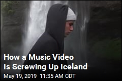 How a Music Video Is Screwing Up Iceland