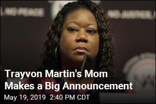 Trayvon Martin's Mom Is Running for Office