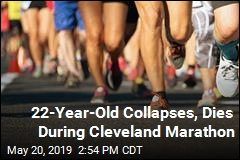 Woman, 22, Collapses and Dies During Cleveland Marathon