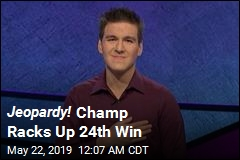 Jeopardy! Champ Racks Up 24th Win