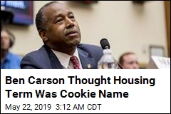 Ben Carson Mistakes Housing Term for 'Oreo'