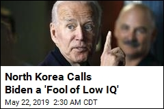North Korea Calls Biden 'Fool of Low IQ'