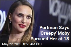 Natalie Portman: No, I Didn't Date 'Creepy' Moby