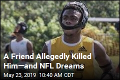 A Friend Allegedly Killed Him—and NFL Dreams