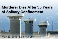 Inmate Who Spent 35 Years in Solitary Confinement Dies
