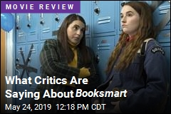 Olivia Wilde's Booksmart Gets an A+