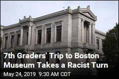 Teacher: Museum Racially Profiled Seventh-Graders