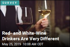 Red- and White-Wine Drinkers Are Very Different