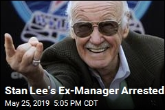 Stan Lee's Ex-Manager Arrested