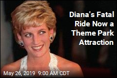 Diana's Fatal Ride Now a Theme Park Attraction
