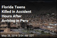 Florida Teens Killed in Accident Hours After Arriving in Peru