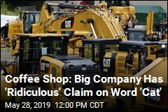 Coffee Shop: Big Company Has 'Ridiculous' Claim on Word 'Cat'
