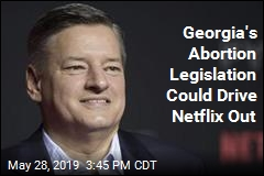Netflix to Keep Filming in Georgia— for Now