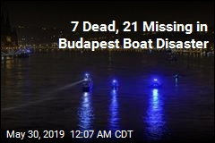 7 Dead, 21 Missing in Budapest Boat Disaster