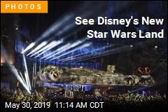 See Disney's New Star Wars Land