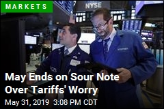 Tariffs' Worry Results in Rough Day for Markets