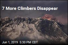 7 More Climbers Disappear
