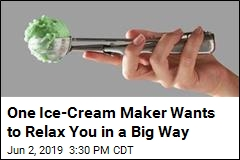 How About Ice Cream That Will Really, Really Relax You