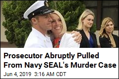 Judge Pulls Prosecutor From Navy SEAL Murder Case