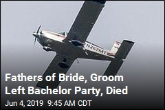 Fathers of Bride, Groom Left Bachelor Party, Died