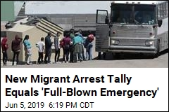 New Migrant Arrest Tally Is Out. You're Not Ready