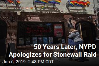 50 Years Later, NYPD Apologizes for Raid That Sparked Stonewall Riots