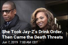 She Took Jay-Z's Drink Order. Then Came the Death Threats