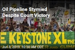 No Keystone Construction Despite Court Victory