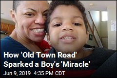 Autistic Boy Experiences 'Miracle' With 'Old Town Road'