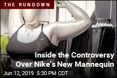 Nike's Plus Size Mannequins Prove to Be Controversial