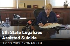 Maine Becomes 8th State to Legalize Assisted Suicide